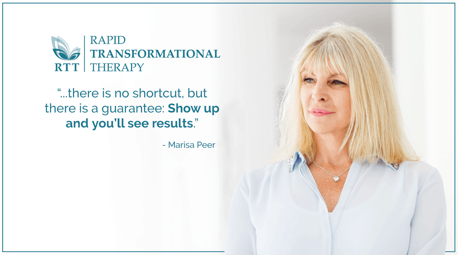 Rapid Transformational Therapy for success